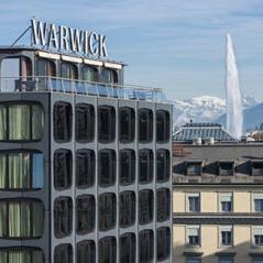 Hôtel Warwick